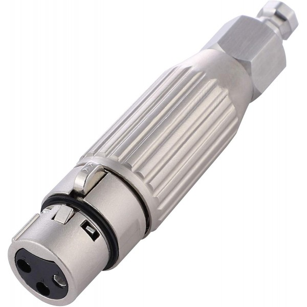 Adaptér Hismith 3 Prong XLR pro stroj Hismith Quick Connector Premium Love Love